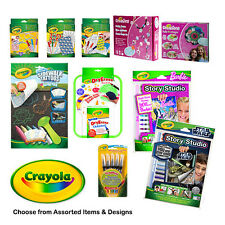 CRAYOLA - Kids Arts & Crafts Items - Drawing / Painting - Choose from Assorted!