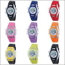 MONTRE SPORT DIGITALE ENFANT - ETANCHE - CHRONOMETRE DIGITAL WATCH Garantie 1 an