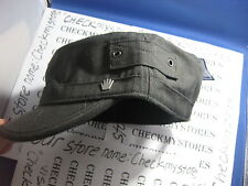 NWTMelon military style Stash Pocket  Mens Hat Cap  OSFM ADJUSTABLE REAR