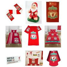 Liverpool FC Bedding & Bedroom Accessories (Free P+P)