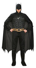 Mens Adult The Dark Knight Rises Movie Batman Super Hero Costume Outfit