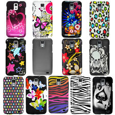 For Samsung Galaxy S2 Skyrocket i727 At&t Design Hard Cover Case Accessory