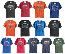 NEW NFL Men's Team Champions Graphic Tee Shirt S M