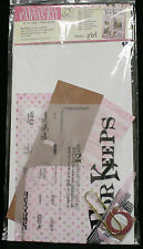 "Quick Quotes 10X20 Wall Canvas Kit Theme ""GIRL"" NEW AND SEALED"