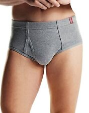 Hanes Men's TAGLESS® No Ride Up Briefs with ComfortSoft® Waistband 6pk, 7820N6