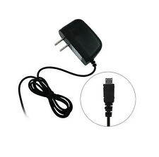Micro USB DC Home Wall Travel Charger for Tracfone US Cellular T-Mobile Phones