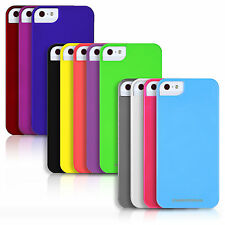 CaseCrown Lux Snap On Cover Case for Apple iPhone 5 5S - Assorted Colors
