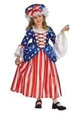 Betsy Ross Deluxe Child Halloween Costume