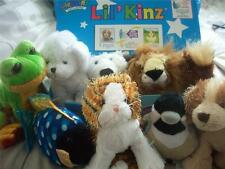 Lil'Kinz Webkinz Soft Toys various animals Adopt online w/ code BNWT You choose