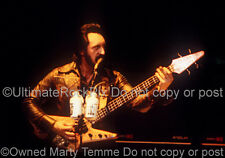 JOHN ENTWISTLE PHOTO THE WHO 1979 8X10 ALEMBIC by Marty Temme UltimateRockPix 1C
