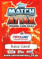 Match Attax Championship 2012/13 Star Card *CHOOSE YOUR CARD*