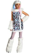 Monster High Abbey Bominable Child Halloween Costume