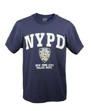 US NEW YORK NYPD POLICE DEPARTMENT OFFICIALLY LICENSED SHIRT POLIZEI T-SHIRT