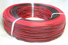 Lots 2-Pin 22AWG Red Black Extension Cable Wire leads For 3528 5050 LED Strip