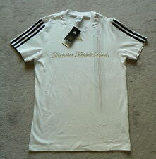 DEUTSCH FUSSBALL-BUND Germany Soccer Team Adidas Cotton SS TShirt Mens Sizes NWT