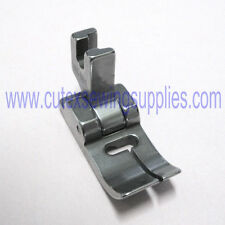 """Low Shank Cording / Piping Presser Foot for Home Sewing Machines 1/8"""" 3/16"""" 1/4"""""""