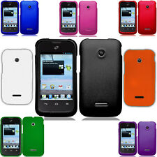 For Huawei Prism II Rubberized HARD Case Snap On Phone Cover Accessory