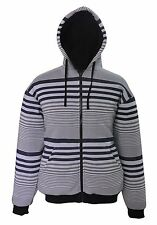 New Men Button Up Hoodie With Two Front Pockets New Year Sales
