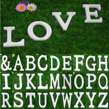 Wholesale Wood Wooden Alphabet Birthday Christmas Wedding Bride Home Decor A-Z