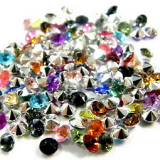 25-Colors Choices 14SS 27PP Rhinestone Diamante Pointed Back 3.5mm Crystal B0197
