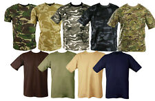 New Lot of  MILITARY CAMOUFLAGE CAMO T SHIRT ARMY COMBAT unisex ( MTP shirts