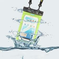Waterproof Diving Bag Case Pouch for 4.8-5.5'' Smart Phones iPhone 5S 5C 5 4s S4
