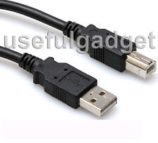 10 FT 10 Feet Brother HL Series Color Printer USB Cable (Type A to Type B)
