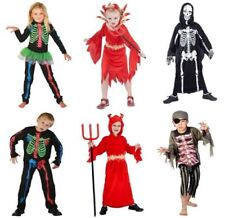 CHILDRENS KIDS BOYS GIRLS HALLOWEEN PARTY FANCY DRESS COSTUME OUTFIT 3 SIZES