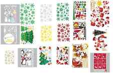 Christmas Holiday Season Instant Art Home Decor Wall Sticker Decal Sheet