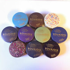 BOURJOIS OMBRE A PAUPIERES EYESHADOW BRAND NEW & SEALED **YOU CHOOSE COLOUR**