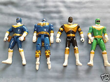 ZEO POWER RANGERS RANGER CHOOSE YOUR FIGURE LOTS TO CHOOSE FROM