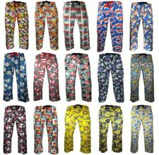 MENS LOUNGE PANTS PYJAMAS NIGHTWEAR FREE P&P 2013 DESIGN