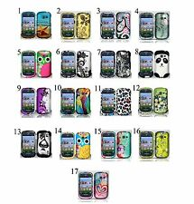 Samsung Galaxy Centura / Discover BJ Solid Design Snap On Cell Phone Case Cover