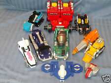 OPERATION OVERDRIVE POWER RANGERS MEGAZORD CHOOSE YOUR ZORD LOTS TO CHOOSE FROM