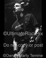 Mark Hoppus Photo Blink 182 11x14 Large Size Concert Photo by Marty Temme 1B