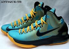 NIKE KD V N7 MENS NEW 599294 447 TURQUOISE BLUE MAIZE LE DS OKC KEVIN DURANT
