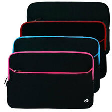 "Neoprene Sleeve Case Carrying Bag Cover Pouch  for 15""  15.5"" 15.6"" inch Laptop"