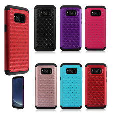 Samsung EPIC 4G TOUCH D710 Advanced HYBRID KICK STAND Rubber Case Phone Cover