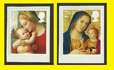 2013 Christmas 1st & 2nd Class Self-Adhesive Stamps, each sold seperately