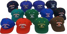 Assorted NFL Kids Velcroback Adjustable One Size Fits All Hats Cap NEW!!