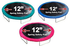 New 12' FT Round Trampoline 18oz Replacement Safety Spring Pad Cover