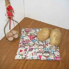 Christmas Tater Baker Bags ~ Potatoes in the Microwave ~ Gifts for the Holidays
