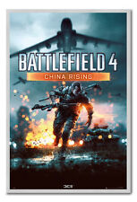 Battlefield 4 China Rising Large Magnetic Notice Board Includes Magnets