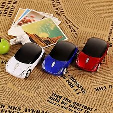 2013 Wireless 2.4GHz Car Optical Mouse Mice Trackball USB receiver for PC/Laptop