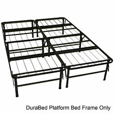 DuraBed Full-size Heavy Duty Steel Foundation & Frame-in-One Mattress Support Sy