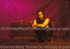 BRUCE DICKINSON PHOTO IRON MAIDEN Color Studio Portrait by Marty Temme