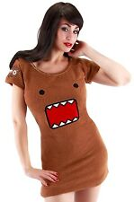Adult TV Show Domo Japanese Anime Monster Mascot Cosplay Cute Costume Dress