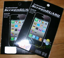 3x Clear LCD Guard Shield Screen Protector Film FOR HTC Mobile Cell Phones new