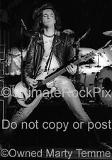JOHNNY RAMONE PHOTO THE RAMONES 11x14 Concert Photo in 1979 by Marty Temme 1F