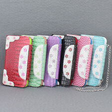 Stylish Handbag Wallet Leather Bling Case Cover For Samsung Galaxy S4 SIV I9500